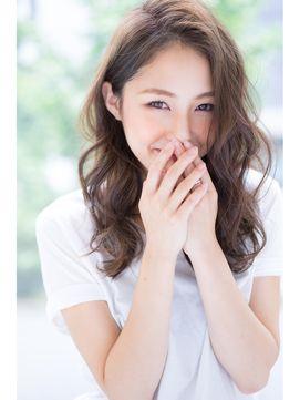ノームコアかきあげヘア【中村アンさん風】by, Yoshida