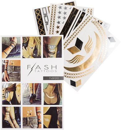 Just in: more new flash tattoos at Swell http://www.swell.com/Womens-Jewelry/FLASH-TATTOOS-NIKKI-TATTOO-SET?cs=MU