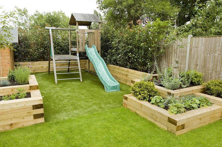 Garden Design 61 Buckley Design Associates | like the multi-level planters