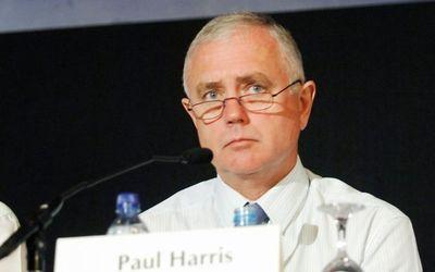 Paul Harris. Picture: MARTIN RHODES