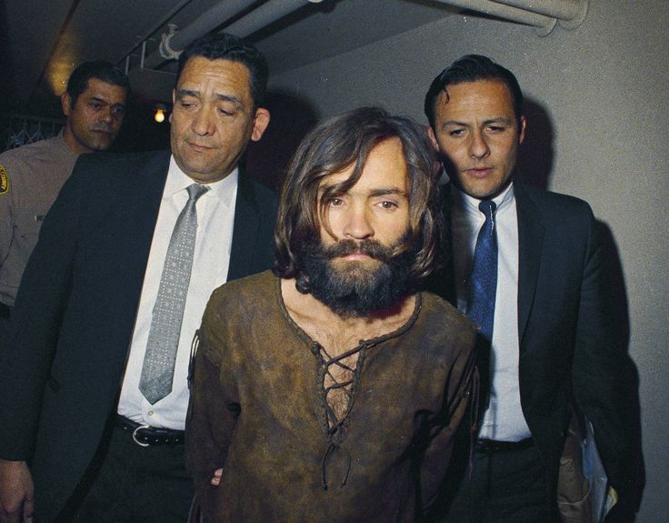 Charles Manson, whose cult slayings horrified world, dead at 83 FILE - In this 1969 file photo, Charles Manson is escorted to his arraignment on conspiracy-murder charges in connection with the Sharon Tate murder case. Authorities say Manson, cult leader and mastermind behind 1969 deaths of actress Sharon Tate and ...and more » #oilconspiracy