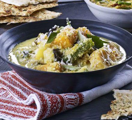 Keralan vegetable curry recipe