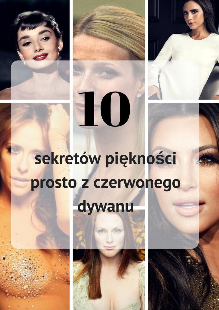 10 sekretów piękności prosto z hollywood