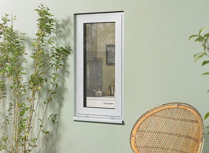 Supreme White Window 630mm x 1050mm