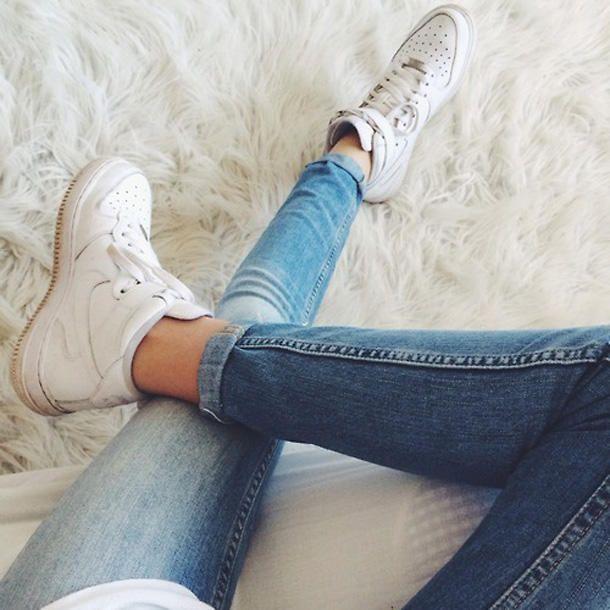 Hosen kürzen : So sieht krempeln stylisch aus! | COSMOPOLITAN
