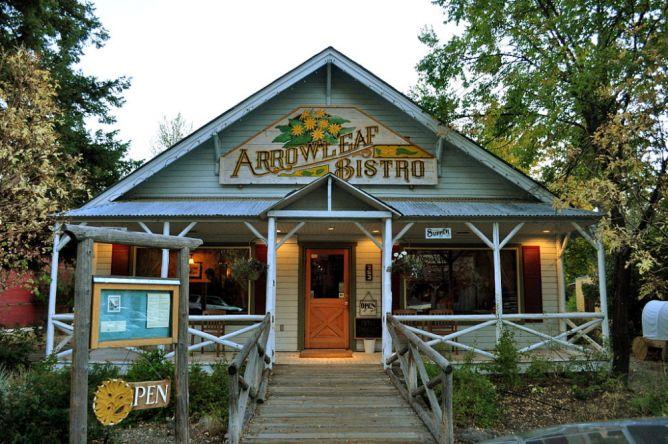 Arrowleaf Bistro |Voted one of the best restaurants in WA State - Winthrop
