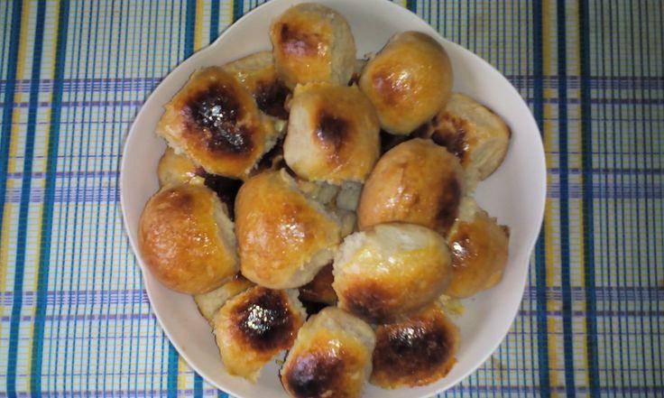 Очень вкусные сырные булочки от Беспалыча