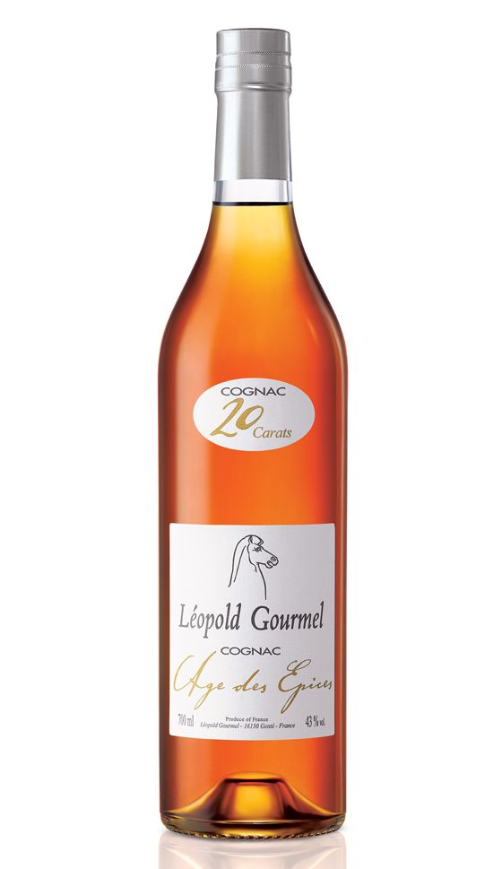 The Leopold Gourmel 20 Carats #cognac is powerful and round and enticingly rich in depth and length. It is the quintessential finish to any grand evening and is to die for with pure dark #chocolate.
