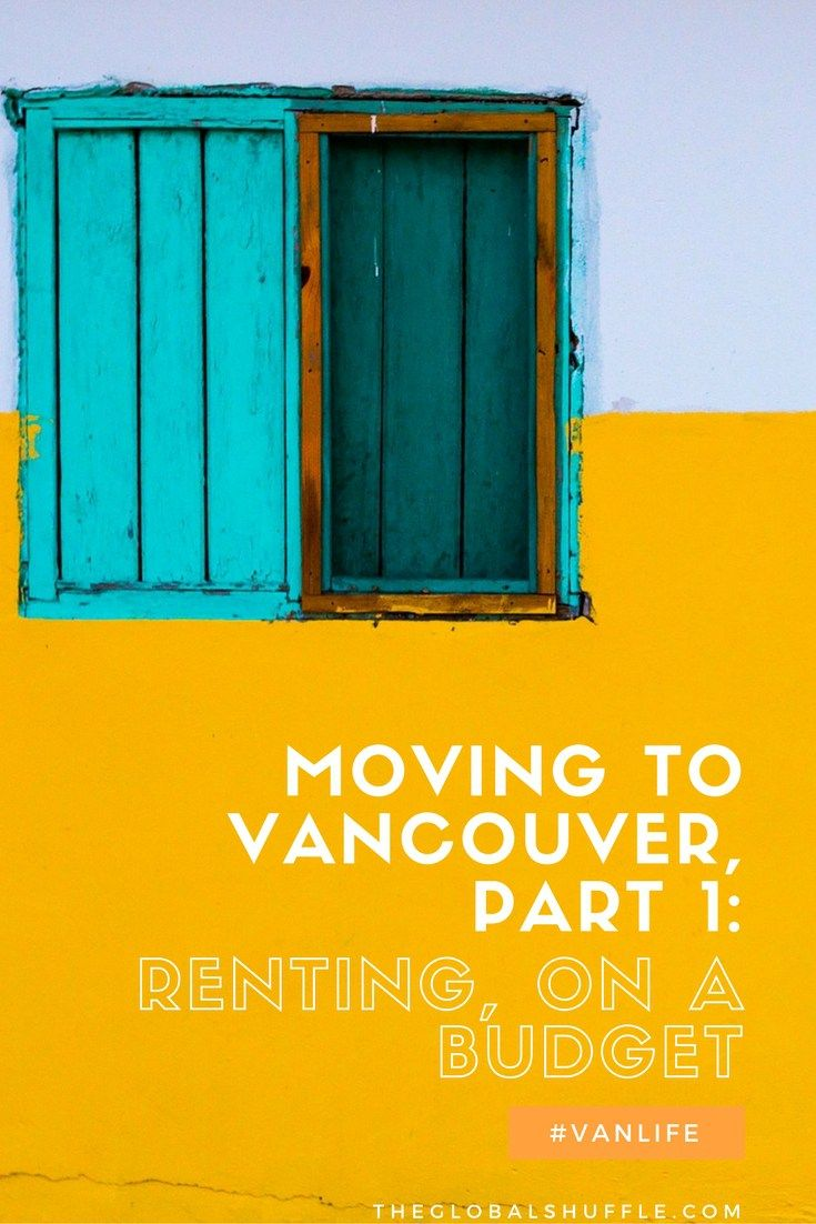 Looking at moving to Vancouver? These are all your options, from living in a van, house-sharing, and collective-living, to going it alone (plus a free PDF!)
