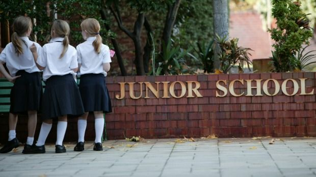 Private schools get more from the government than public schools, and that's seriously wrong.