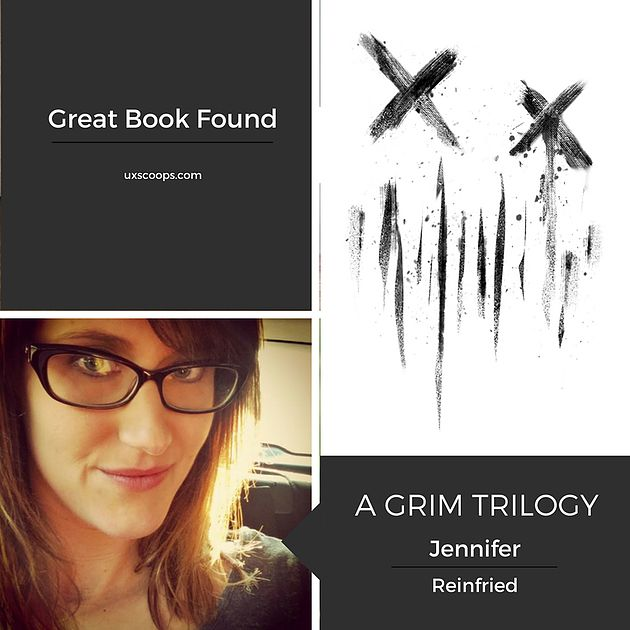 Testimonial from Jennifer Reinfried #Author #trilogy | UXscoops