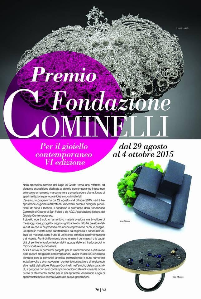 Premio Cominelli 2015