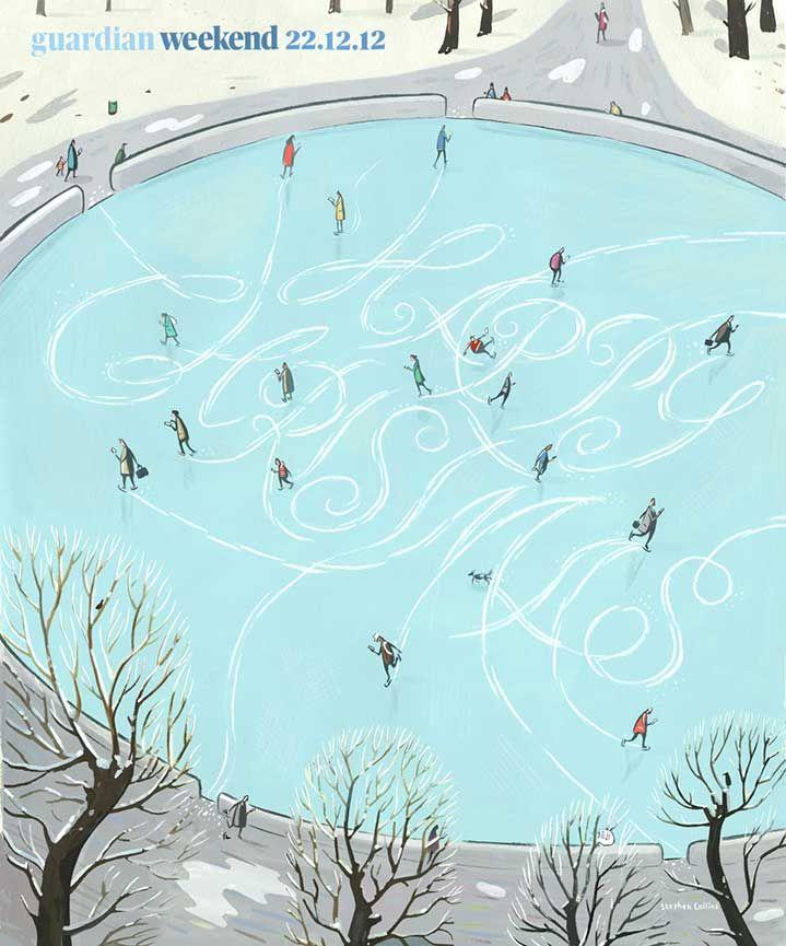 Stephen Collins   Illustrators   Central Illustration Agency