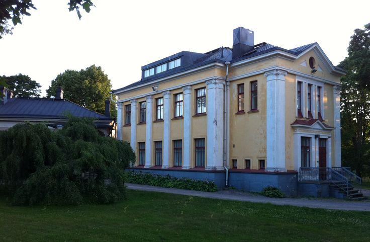 Meilahden Manor, Finland