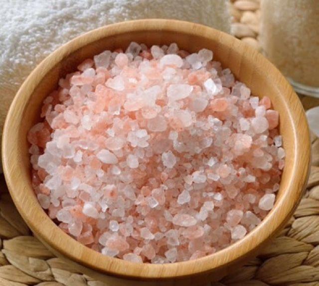 PASSIONE PER LO SPORT : Il sale rosa dell'Himalaya
