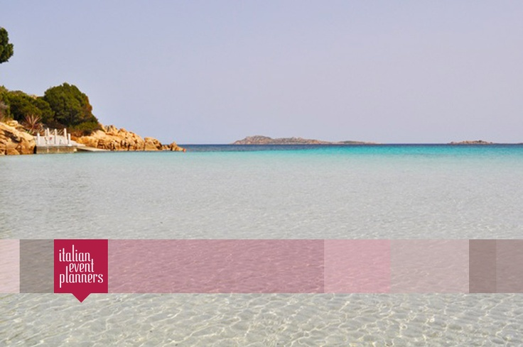 My favourite place... crystalline water and long sandy beaches: Maldive? No, Sardinia!