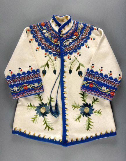 Polish child's coat