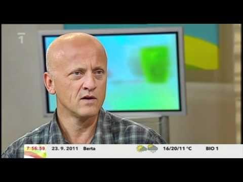 MUDr. Jan Hnízdil v ČT1 23. září 2011 - 2. část