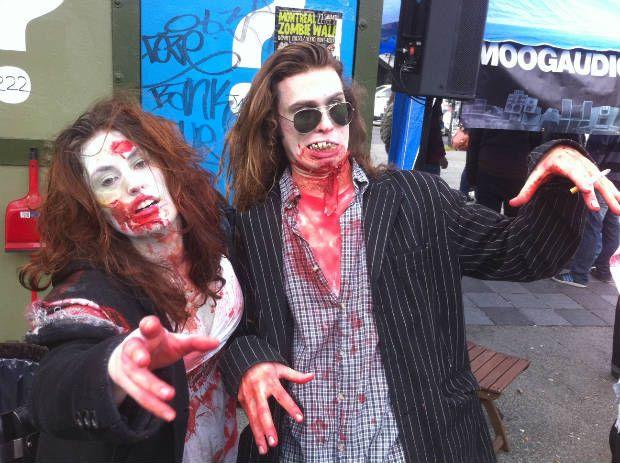 Marche des Zombies demain @ Montréal