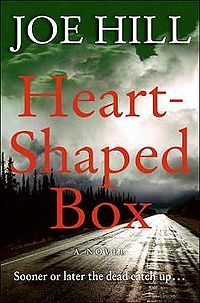 Heart Shaped Box | Spooky as hell because the ghosts are almost real. Joe Hill happens to be Stephen King's son. It's a different strain of horror though.