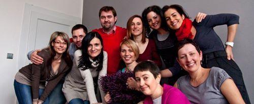 členové Náhody http://www.nahoda.com/ autor Michal Čermín