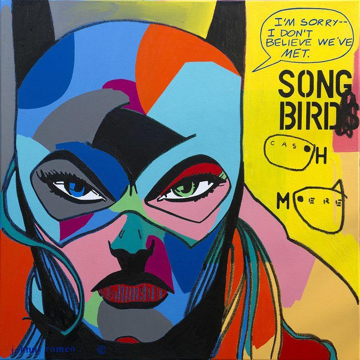 Song Bird Cash Mere - Johnny Romeo  #wemadeitshop