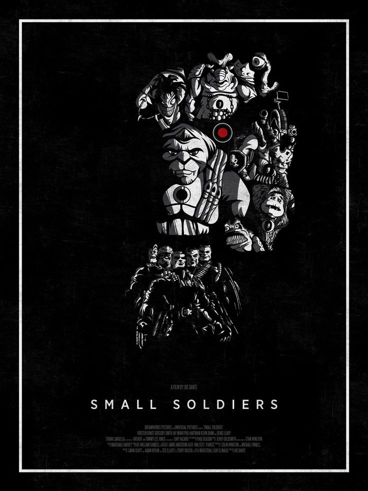 Small Soldiers (1998) [750 x 1000]