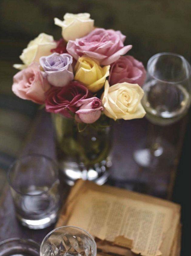 Love adorns itself; it seeks to prove inward joy by outward beauty.  Tagore  *** my little place