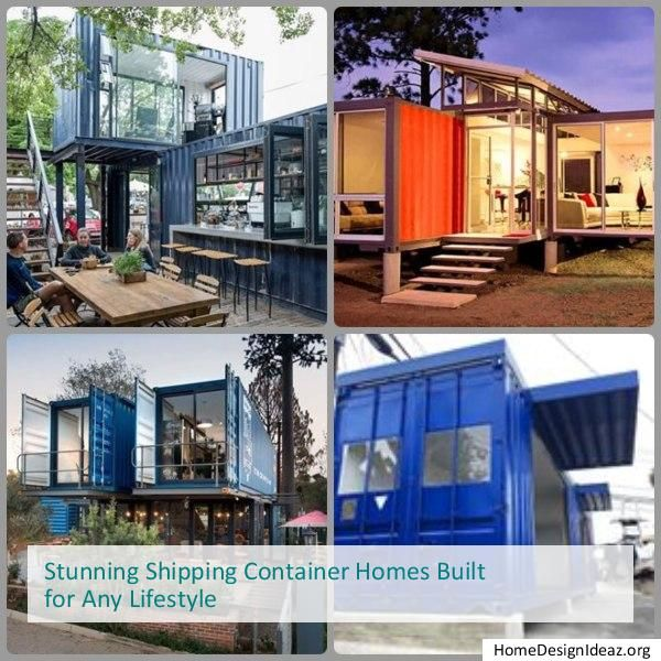 36 Amazing Container Home Designs Container House Design Container House Container House Plans