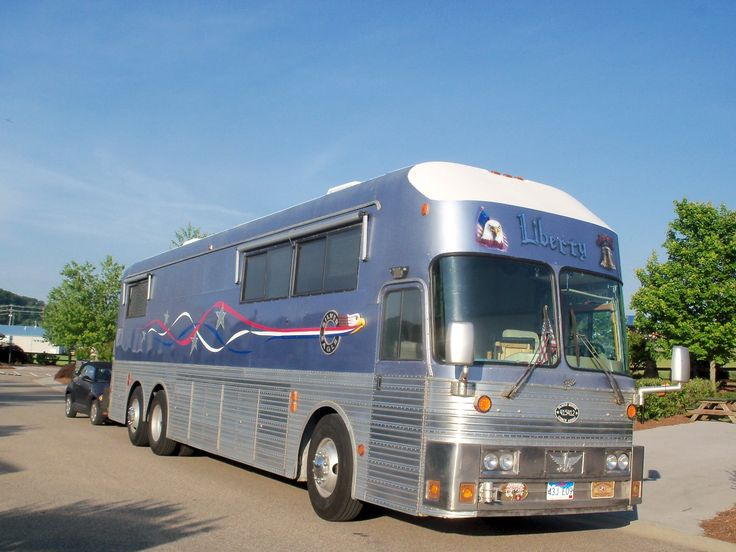 154 best images about motor homes on pinterest lester Silver eagle motor coach