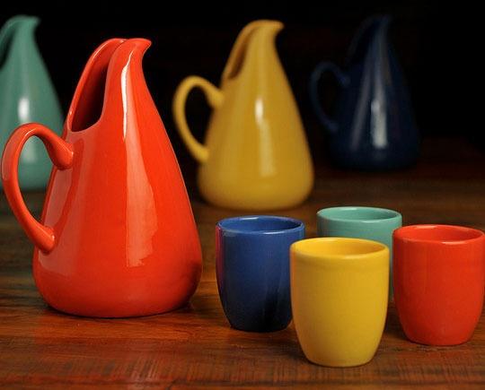 Vintage style pottery