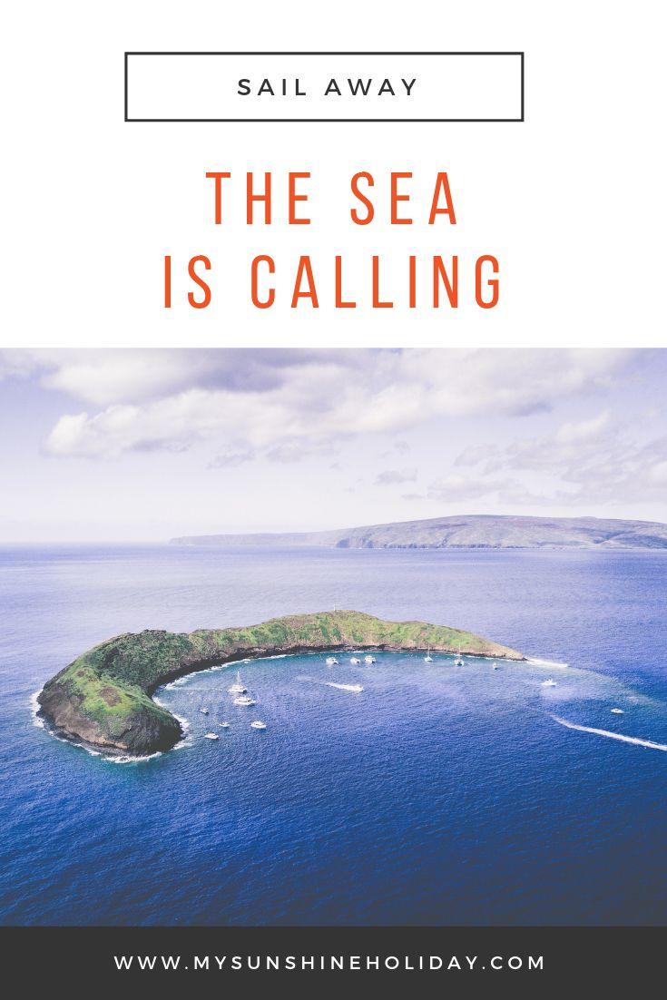 Sail Away | Maui