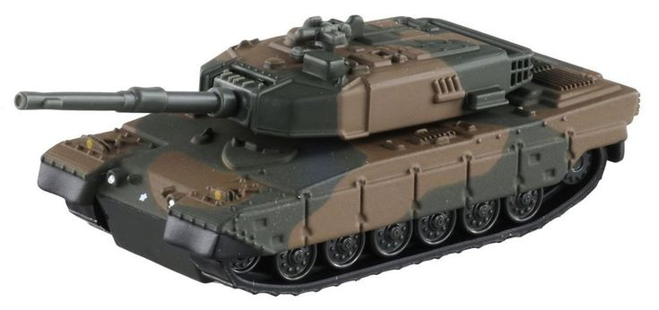 TAKARA TOMY Tomica Tomica Premium 03 Self Defense Force 90 Tank  #TOMY