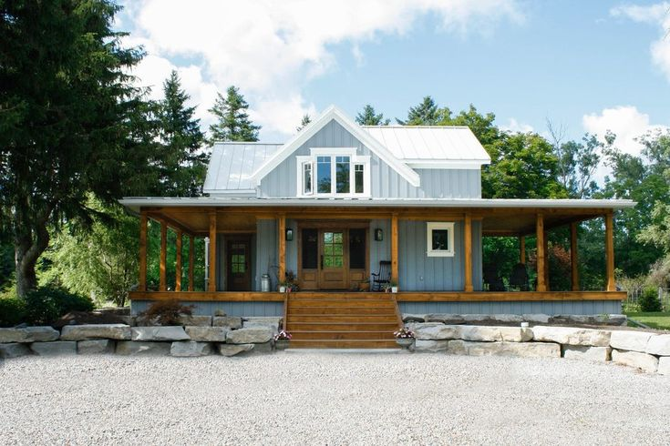 toronto certainteed siding with round outdoor pub and bistro sets exterior farmhouse landscaping wrap-around porch