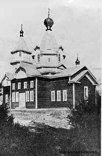Tiurulan ortodoksinen seurakunta – Wikipedia