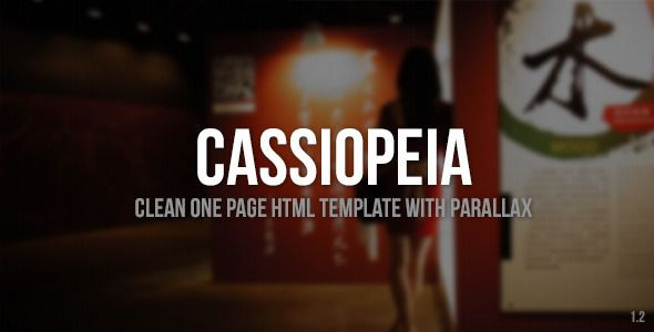 See More Cassiopeia - Clean One Page Template with Parallaxwe are given they also recommend where is the best to buy