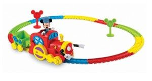 Fisher Price Mickeys Magic Choo Choo Mickey Mouse Clubhouse Train Set Disney NEW