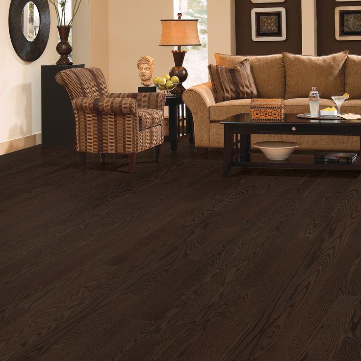 Kraus Cameo Sapri Teak Laminate #GRFlooring #laminate #flooring #dark