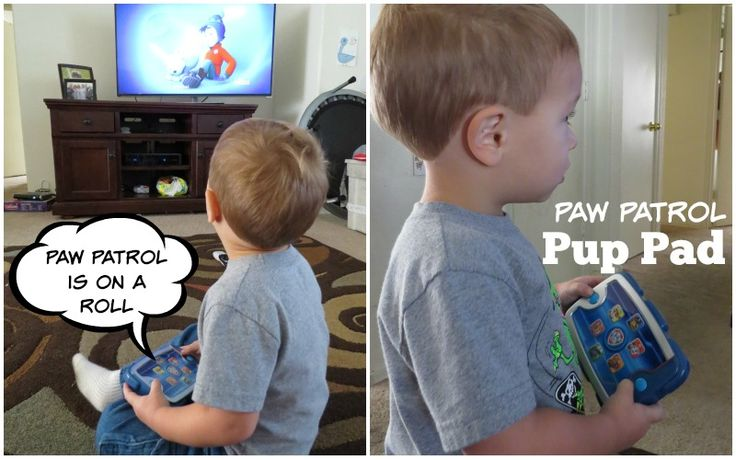 Paw Patrol Pup Pad Electronic Toy