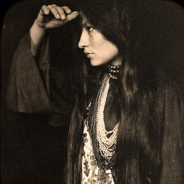 a collection of photographs of native american performers from buffalo bill's wild west show at the turn of the century. book by gertrude kasebier.