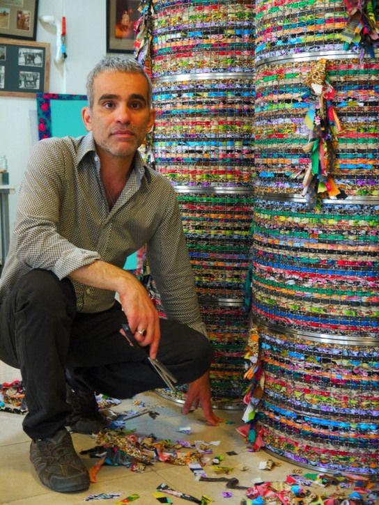 Sadeg Tirafkan - Artist/Photographer Sadegh Tirafkan, who passed away in Toronto on May 9th of brain cancer