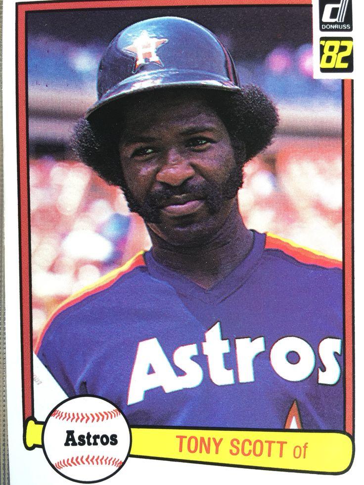 Tony Scott Old baseball cards, Baseball cards, Tony scott