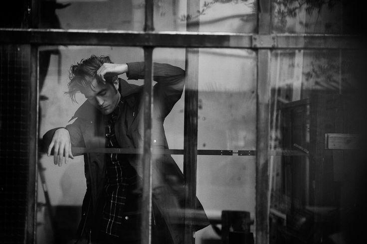 Роберт Паттинсон — Dior 2016