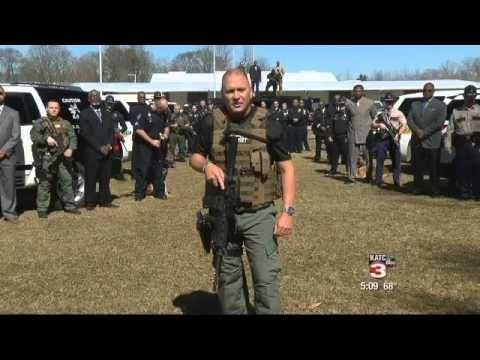 Captain Clay Higgins lays down the law to LA. gang members; February 17, 2016, 2:53, YouTube: Must hear.