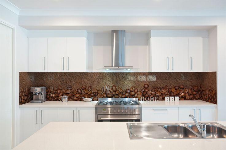 Motyw kawy  do kuchni idealny! fototapeta z laminatem   -> Fototapeta Do Kuchnia