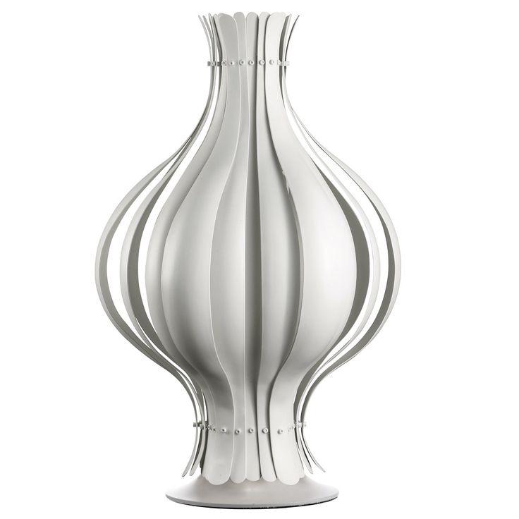 ONION - Lampa stojąca Biały Verpan