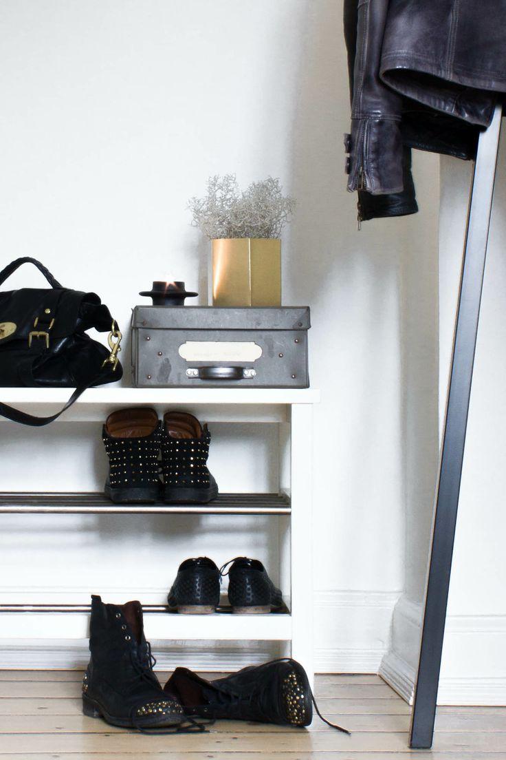 Vintage Archive Box - Hay Loop Wardrobe - Ferm Living Hexagon Pot - Normann CPH Heima Tealight - Mulberry Alexa