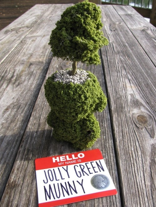 Jolly Green Munny #Christmasrecipes