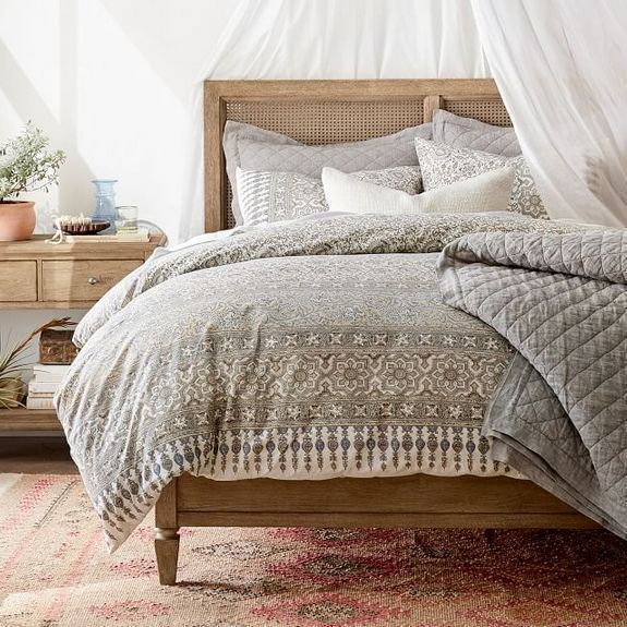 Pottery Barn Farmhouse Bedroom