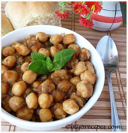 Chana Chole Masala recipe (Mauritian)